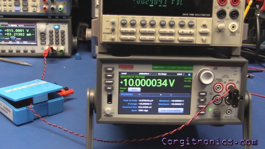 DMM7510_10V_test